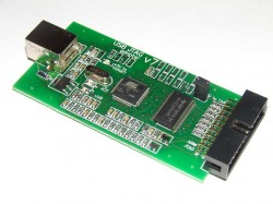 """USB JTAG adapter"" (J-link, MT-Link) - программатор/отладчик ARM7 ARM9 Cortex-M3 микроконтроллеров"